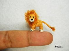 knitted animals - how is this even possible? Beyond my skill