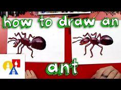 Art for Kids Hub - YouTube - LOVE this!
