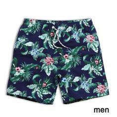 9c2be5faffa0b Buy Brand High Quality Men Design Comfortable Elastic Swimsuits Beach  Shorts Mens Swimwear Printed Man Bottoms