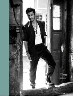 Varun Dhawan's Photoshoot for GQ Magazine, India Edition, May 2013 Issue