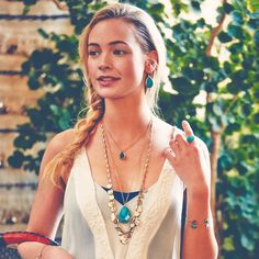 All of these beautiful jewels, at great prices are here---- https://www.chloeandisabel.com/boutique/kristenbrawner