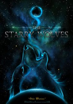 I have just posted the eight Starry Wolves artworks and themes. From Mercury to Neptune. These are the embodiment of eight planets of the Solar System. The Starry Wolves - Characters Book Cover Anime Wolf, Fantasy Wolf, Fantasy Art, Wolf Character, Wolf Artwork, Wolf Stuff, Wolf Quotes, Wolf Love, Wolf Spirit
