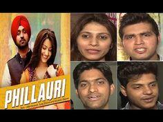 PHILLAURI Public Review | Anushka Sharma, Diljit Dosanjh. Anushka Sharma, Public, Youtube, Youtube Movies