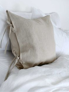 Whether you're looking for linen, luxury cushions or authentic Nordic sheepskin, you'll find something that's just the right fit for you. All our blankets and luxury throws are beautifully tactile - we're slightly obsessed with texture here! Luxury Cushions, Scatter Cushions, Linen Headboard, Linen Bedding, Nordic Bedroom, Textiles, Cushion Pads, Interior Design Studio, Bedding