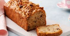 With a delicious combination of apple and walnut, this easy loaf cake has is simply irresistible. Sponge Cake Recipes, Loaf Recipes, Apple Recipes, Sweet Recipes, Baking Recipes, Quick Recipes, Kitchen Recipes, Baking Ideas, Cookie Recipes