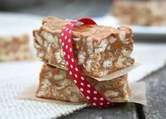 Turrón de Navidad is a traditional Spanish candy consisting of only three ingredients: almonds, honey and egg white. It's super-simple, sweet flavor is a special treat at Christmas time.