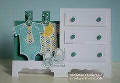 Kommodenkarte/Baby dresser card | kreativer Freiraum