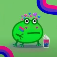 Bi Memes, Stupid Memes, Cute Memes, Funny Memes, Sapo Meme, Frog Meme, Cute Profile Pictures, Cute Frogs, Indie Kids