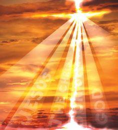 God always shines down on us