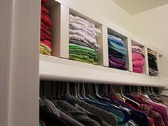 This week I was able to organize my closet shelf with the help of two very sweet helpers. I picked up a LACK  wall shelf unit from Ikea. I t...
