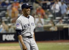 MLB All-Star Game 2013   ... to Mariano Rivera before his last All-Star appearance   For The Win