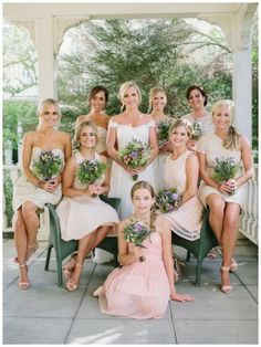 7 Tips To Consider When Choosing Your Bridesmaid Dresses.