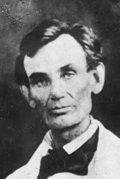 Image result for abraham lincoln says america cannot remain divided over slavery during u.s. senate bid
