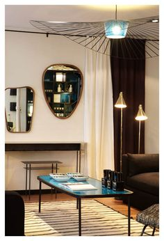 French City Style - Paris Interiors = Intérieurs parisiens     La Boutique Sarah Lavoine Paris