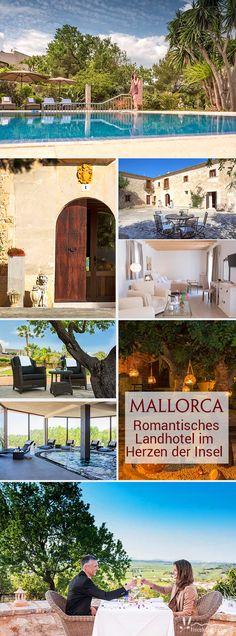 Umgeben von ländlicher Idylle, fernab von Hektik und Trubel befindet sich das romantische Landhotel Finca Font i Roig auf Mallorca. Äußerst gemütliche Zimmer, ein schöner Poolbereich und der wunderschöne SPA-Bereich mit Whirlpool, Erlebnisduschen und türkischem Dampfbad sind nur einige Annehmlichkeiten des romantischen 4-Sterne Landhotel auf Mallorca. #hotel #mallorca #adultsonly #urlaub #fincahotel #reisen #travel