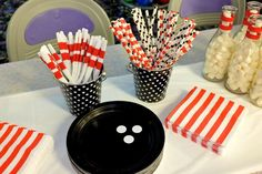 Birthday Party Ideas | Photo 2 of 36 | Catch My Party