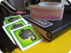 Getting Things Done in Evernote with One Notebook