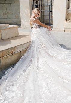 Camea wedding dress  oksanamukha  wedding  fashion 16db47f401