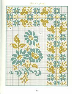 Gallery.ru / Photo # 50 - Bordures et Frises Fleuries - Mongia