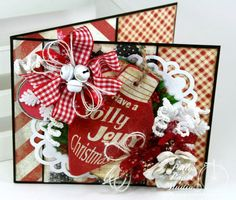 Have a Jolly Ornament Card 1