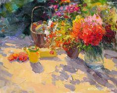 vitaly makarov artist   canvas / oil / 40x50cm / 2009 960 USD