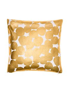 cotton dot decorative pillow - kate spade new york