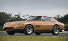 1967 Ferrari 275 GTB4 Alloy Berlinetta