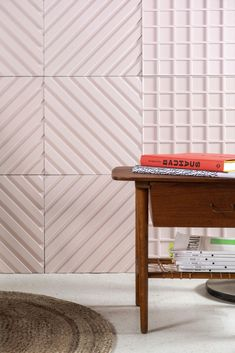 KAZA Concrete Releases a Bauhaus-Inspired Tile Collection by Aimee Munro - Design Milk French Country Interiors, Country Interior Design, Interior Design Inspiration, Bauhaus Interior, Bauhaus Architecture, Mosaic Wallpaper, Bauhaus Design, Design Competitions, Mosaic Tiles