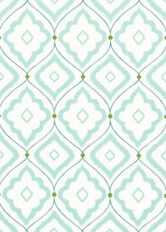 Bungalow wallpaper from Thibaut