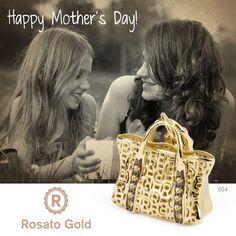 #Rosato Jewels - Rosato per la #festadellamamma - #mothersday - My #Bag Charm