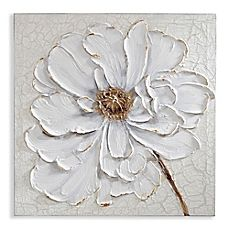 Best 12 Textural and sophisticated, the striking Plaster Floral Canvas Wall Art from Arthouse brings a chic touch to any space. An understated color palette and rich detail come together in this unique, statement-making piece. Acrylic Painting Canvas, Diy Painting, Canvas Art, Diy Canvas, Painting Flowers, Acrylic Wall Art, Knife Painting, Canvas Ideas, Painting Abstract