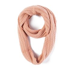I love the Geranium Cable Knit Infinity Scarf from LittleBlackBag