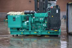 These 3 Cummins 1100 kVA Open Diesel Generators are being exported to Nigeria where they will be used as prime power at a food factory. Engineering Companies, Thursday Motivation, Cummins Diesel, Generators, Diesel Engine, Sci Fi, Industrial, Delivery, Ship