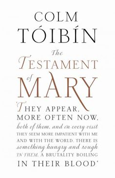 The Testament of Mary | The Man Booker Prizes
