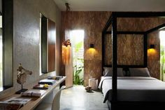 Luxury Contemporary Interior Design by Osiris Hertman & bali style home entrance | Architecture Of A Bali House Design ...