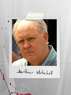 Arthur Mitchell - Dexter S4