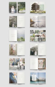 A beautiful multipurpose brochure for photographers! Clean, modern and fully customisable. Ideal for wedding photography packages, photography services price lists, personal or professional folios or product brochures.