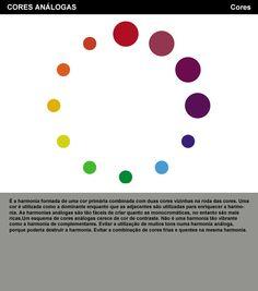 Análogo é o significado de semelhante.  Observando o circulo cromático, são as cores que se apresentam mais próximas formando uma harmonia análoga. - http://corluzvida.no.sapo.pt/harmonia/harmonia.htm