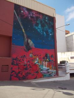 Deih Freestyler in Valencia, Spain, 2020 Valencia Spain, Painting, Art, Art Background, Painting Art, Kunst, Paintings, Performing Arts, Painted Canvas