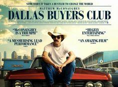 Dallas Buyers Club 7/50 movies watched (Feb 5th)