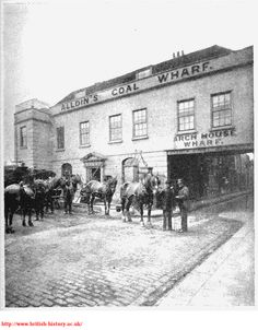 Arch House Wharf, Chelsea, 1913 from Victoria County History Chelsea volume http://www.british-history.ac.uk/report.aspx?compid=28690