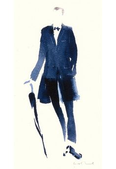 Love these men's suit sketches (for Obama, random) Preppy Dresses, Painting People, Fashion Design Sketches, Art For Art Sake, Thom Browne, Gentleman Style, Fashion Prints, Fashion Beauty, Male Fashion