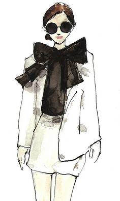 [ Jason Wu ] Vita Yang #fashion #illustration