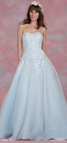 Kelsey Rose 2016 Wedding Dress
