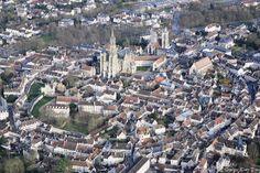 ✈️ Photo aérienne de : Senlis - Oise (60)