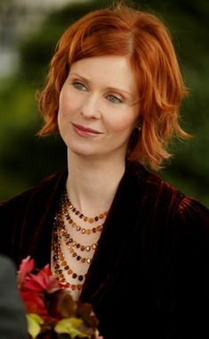 Sex and the City Fashion Evolution: Miranda Hobbes