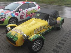reklama na aute, car wrap Bratislava