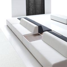 Pau - Lounge Seating - Ideas of Lounge Seating - Pau Sofa Furniture, Living Room Furniture, Furniture Design, Furniture Ideas, Sofa Ideas, Furniture Market, Pallet Furniture, Lounge Seating, Lounge Areas