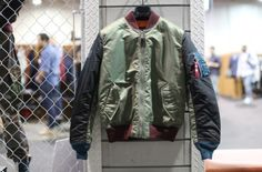 Palladium x Alpha Industries M1-A Jacket  I'm gonna need this in my life!!