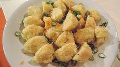 Recepty — Pořady — Česká televize Czech Recipes, Ethnic Recipes, Dumplings, Gnocchi, Main Meals, Bon Appetit, Bellisima, Bread Recipes, Potato Salad
